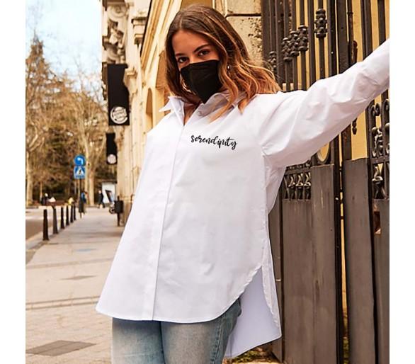 Camisa Oversize Personalizada